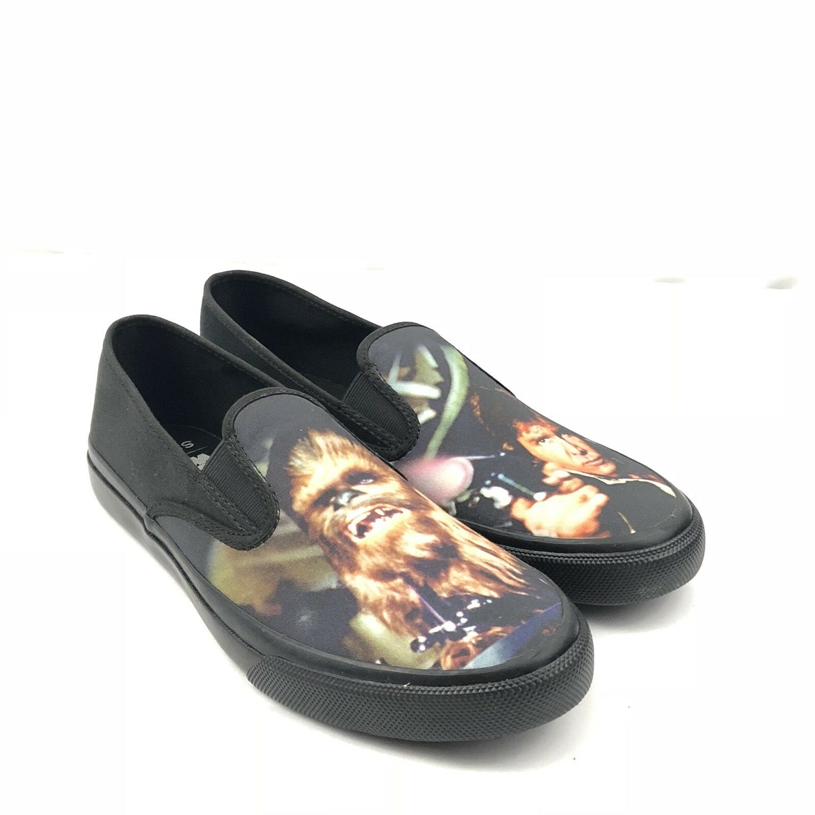 Star Wars Sperry Han Solo Slip On Size 11