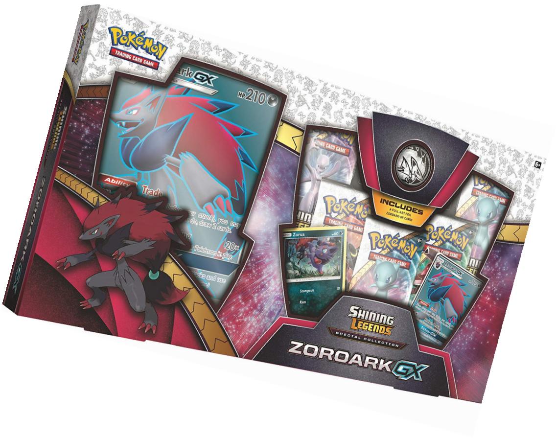 Pokemon tcg scheinen legenden - zGoldark gx - sammlung