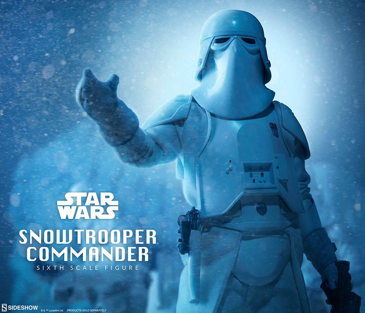 1  6 stjärnornas krig Snowdrooper Kommändörkapten sideshow 100409