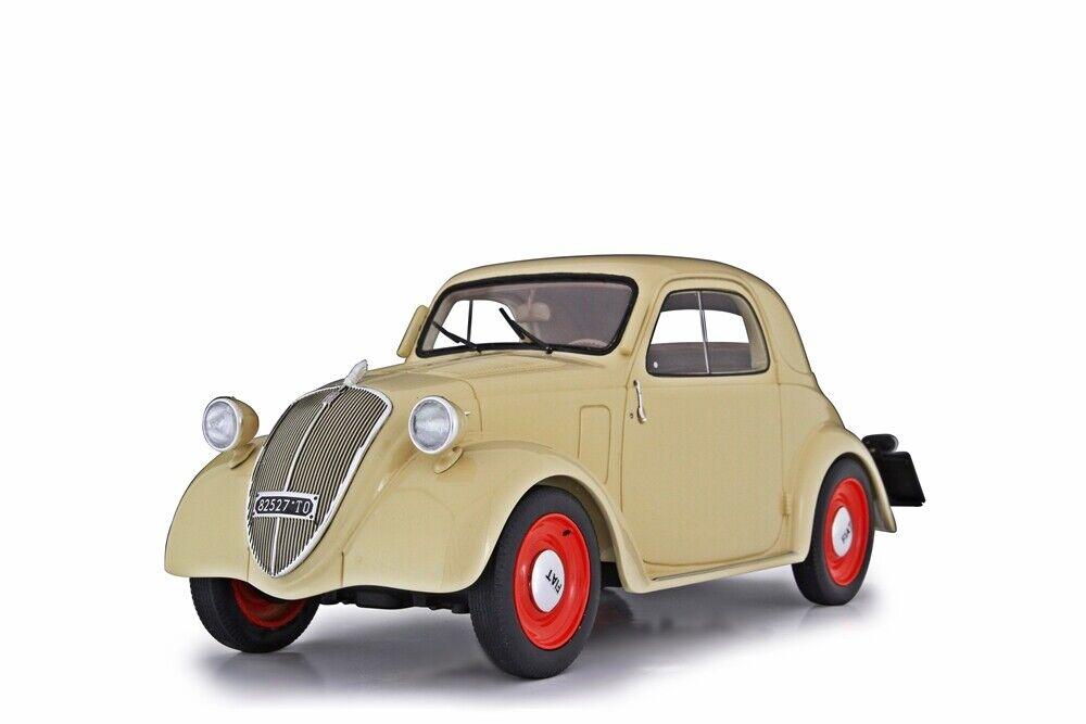 FIAT 500 B  Topolino  etc. 1 18 lm114b1 Resin Model Laudoracing-Models