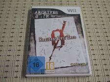 Resident Evil Zero für Nintendo Wii und Wii U *OVP*