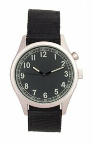 Swedish-Soldier-039-s-Watch-1950s-Replica-APMIL038-Eaglemoss-Quartz-Timepiece-NEW