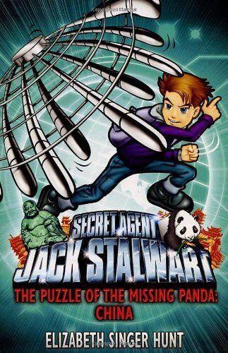 1 of 1 - Jack Stalwart: The Puzzle of the Missing Panda: CHINA - Secret Agent,Elizabeth