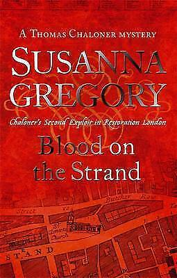 1 of 1 - Blood on The Strand, Susan Gregory, Book, New Paperback