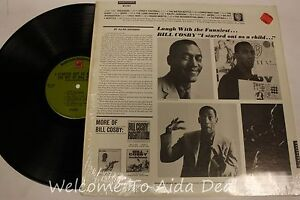 Billy-Cosby-I-Started-Out-As-A-Child-LP-12-034-VG