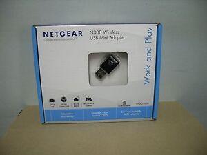 NETGEAR WNA3100M DRIVER FOR WINDOWS