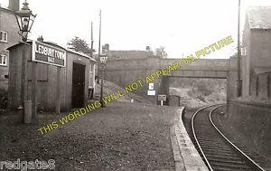 Gloucester Line GWR. Ledbury Newent 3 Dymock Railway Station Photo