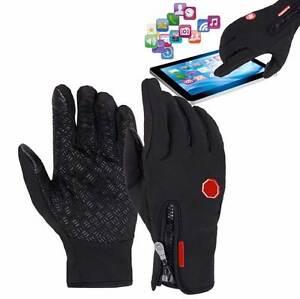Guanti-moto-scooter-bici-antivento-con-capacita-TOUCH-SCREEN-smartphone-tablet