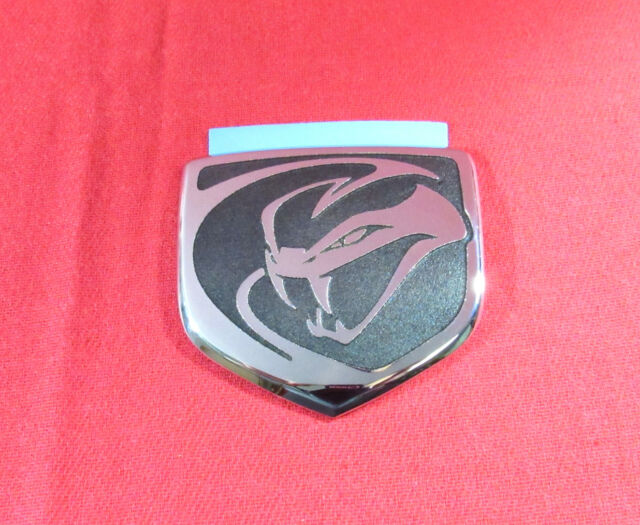 2013 2015 Dodge Viper Emblem Oem Mopar 1vn1706saa Ebay