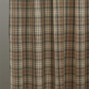 Image Is Loading Taupe Gray Tan Red Cream Plaid 034 Gentry