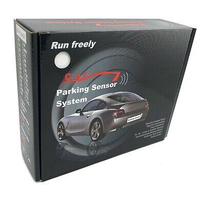 Rear 4 Point Reversing Parking Sensor Kit Buzzer Ultrasonic For Mini Models