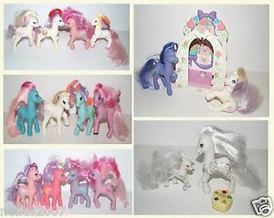 Vintage-Little-Pony-G2-Magic-Star-Swirl-Ivy-Wedding-Chapel-Sugar-Bell-Sweet