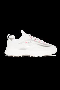 Scarpe-Fila-Urban-1010562-Ray-Low-Unisex-Uomo-Donna-Alta-Bianco-Vintage-Sneakers