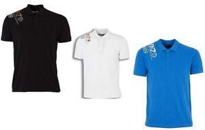 Hombre-Nuevo-Disenador-Enzo-Casual-Polo-Camiseta-Todas-Las-Tallas