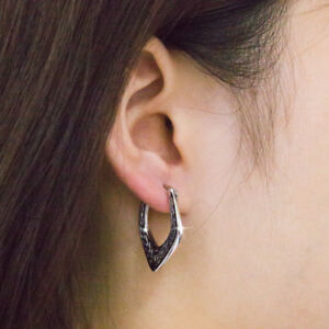 Fashion-Hoop-Earrings-for-Women-925-Silver-Personality-Jewelry-A-Pair-set