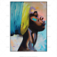 Canvas painting figure Picture wall art Picture portrait home decor painting abs