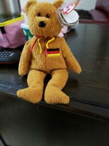 Ty-Beanie-Babies-Germania-w-Errors