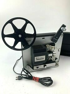 Vintage-Bell-amp-Howell-Autoload-Projector-Super-8-Autoload-Reel-Tested-amp-Working