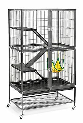 Ferret Cage Pet Guinea Small Chinchilla Pig Animal Rabbit Multi New Large Gift