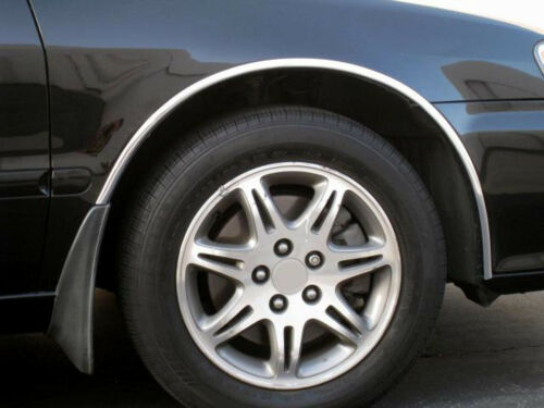 OLDSMOBILE1994-2004 4PCS wheel well fender bumper chrome molding trim