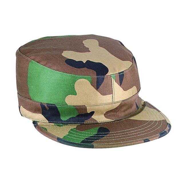 Rothco Govt Spec 2 Ply Rip-stop Army Ranger Fatigue Caps 7 3 4  29a670705f3a