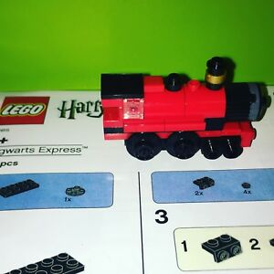 Lego Harry Potter Hogwarts Train Barnes And Noble Only ...