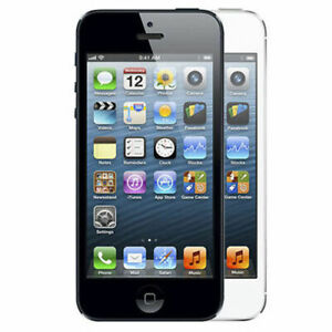 Apple-iPhone-5-16GB-32GB-64GB-Factory-Unlocked-AT-amp-T-T-Mobile-Sprint
