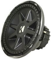 """Kicker 10CVX152 Comp VX CVX 15"""" 2000 Watt Car Subwoofer Sub CVX15-2 10CVX15-2"""