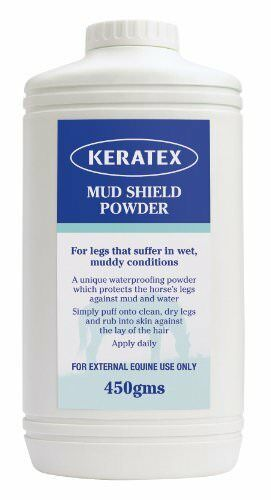 NEW Keratex KMSP 450 Mud Shield Powder 450g FREE SHIPPING