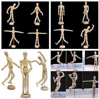 Artists Wooden Manikin Movable Limbs Human Manikins Manakin Mannequin Jakar New