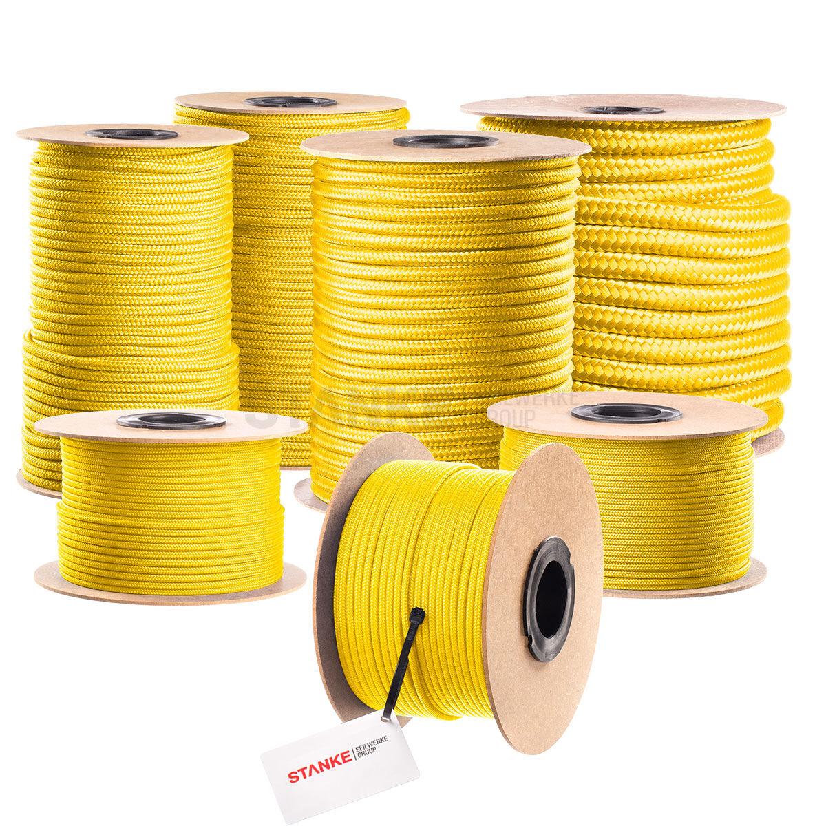 Polypropylenseil Kunststoffseil Nylonseil Seil Tauwerk Flechtleine Reepschnur