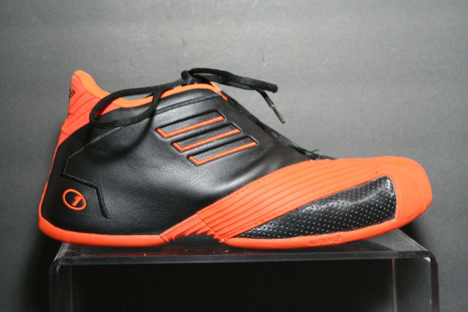 Adidas tmac mcgrady ripropone 2005 multi - halloween nero orange uomini 12 halloween - nba athletic e4fff2