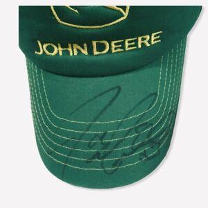 John Deere Hat Cap Signed Autographed By Country Singer Joe Nichols