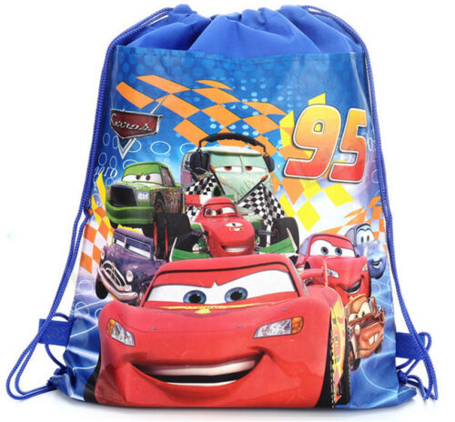 McQueen Sophia Toy Story Non-woven Kids Swimming Fabric Bags