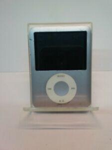 A1236 Apple iPod Nano 3rd Gen 4GB Silver
