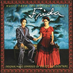 Frida-Elliot-Goldenthal-Salma-Hayek-est-CD-NEUF