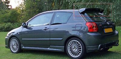 Alerón Spoiler de techo 2002-2007 Toyota Corolla E12