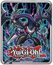 YuGiOh Mega Tin 2015 Dark Rebellion Xyz Dragon Tin (3 mega-packs & 3 promos)