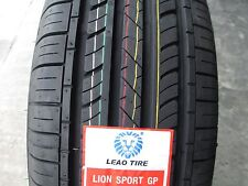 4 New 185/70R14 Lion Sport GP Tires 1857014 185 70 14 R14 70R Treadwear 600