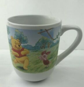 Disney-Winnie-The-Pooh-And-Piglets-Blustery-Day-Marketed-By-Gibson-Coffee-Mug