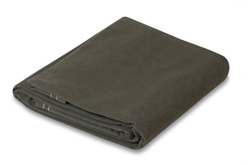 14/' x 18/' Canvas Tarp 18 oz Extra Heavy Duty Tarpaulin Water Resistant