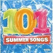 1 of 1 - Various Artists - 101 Summer Songs (2008)