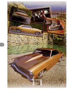 Details about YearOne 1967 Deuce Nova