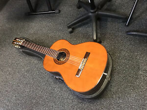 Estrada CL-4 Classical acoustic guitar 1970s made in Japan very good condition