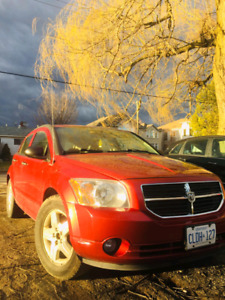 2007 SUV DODGE CALIBER-LOW KM-No issue-Drives well
