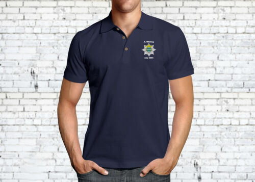 Cambridgeshire Fire and Rescue Personalised Polo Shirt