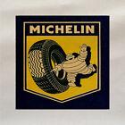 Hombre Michelin Rueda Anuncio Panel De Tela Hacer Cojín Tapicería Manualidades
