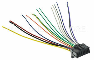 wire harness for pioneer avic d3 avicd3  pay today ships trailer light wiring harness
