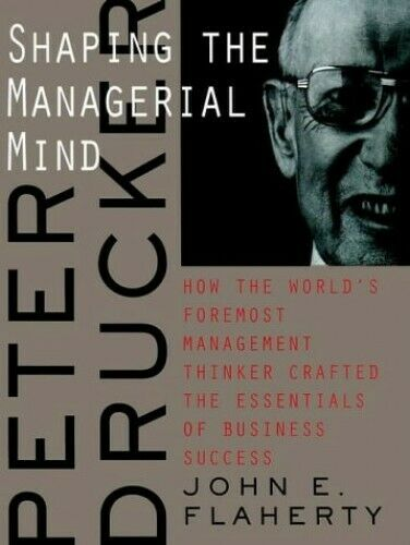 according to peter drucker what is marketing