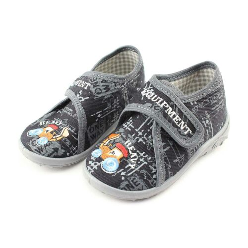 Ankle Orthopedic Support Slippers Arch Nazo Boys Canvas Shoes